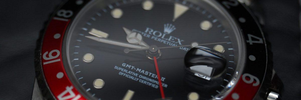 Rolex gmtmaster II 16710