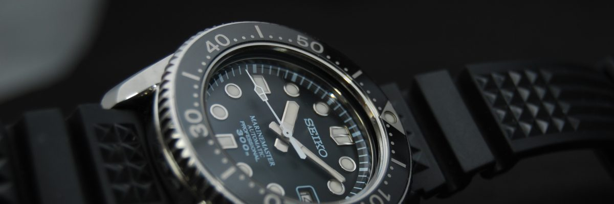 Seiko Marinemaster MM300