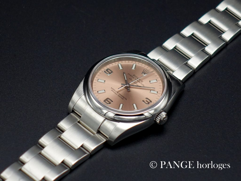 ROLEX AIR KING SOLD