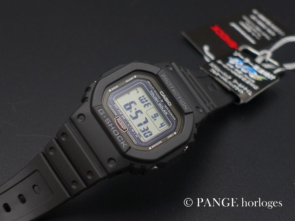 CASIO G-SHOCK GW5000-1JF €345
