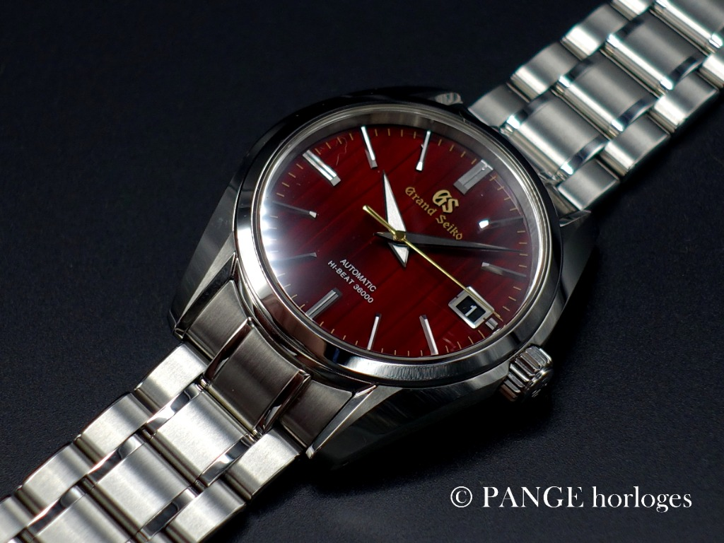 GRAND SEIKO SBGH269 AUTUMN