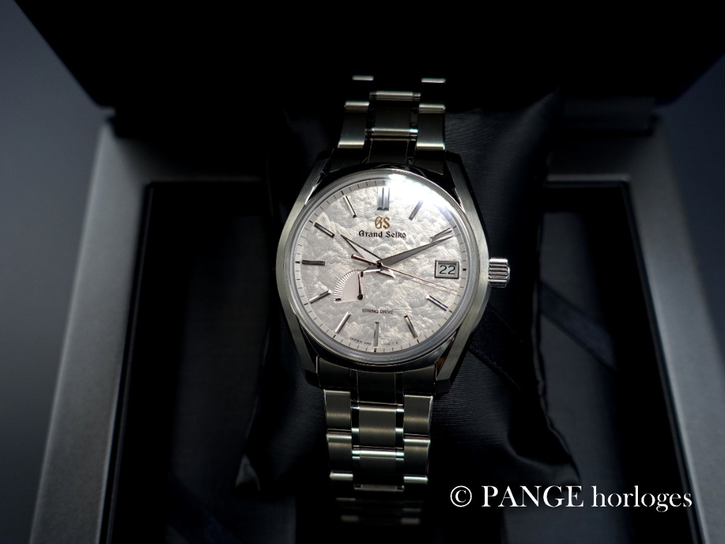 GRAND SEIKO SBGA413 JAPAN SEASONS €6600