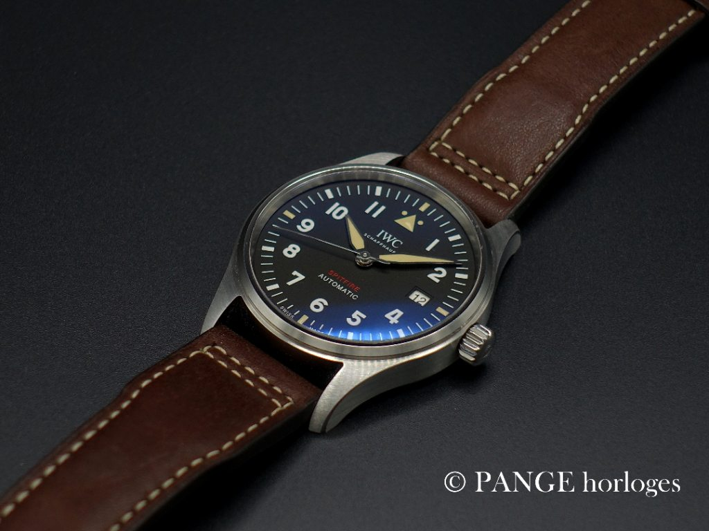IWC PILOT SPITFIRE ON HOLD