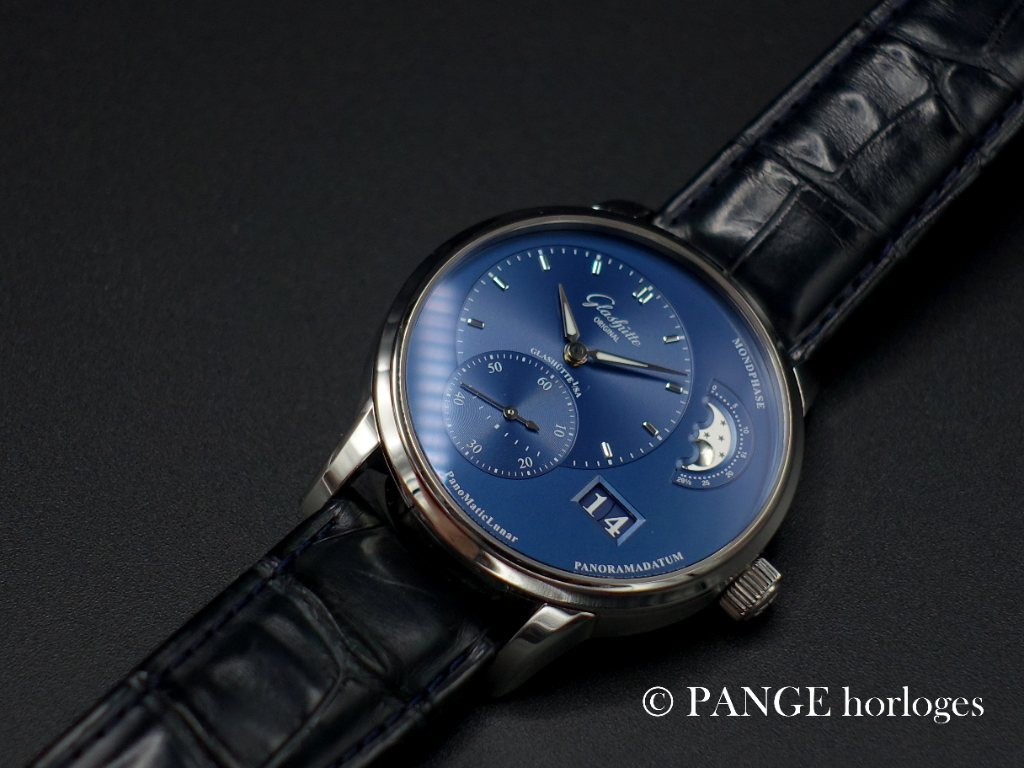 GLASHUTTE PANOMATIC LUNAR €6150