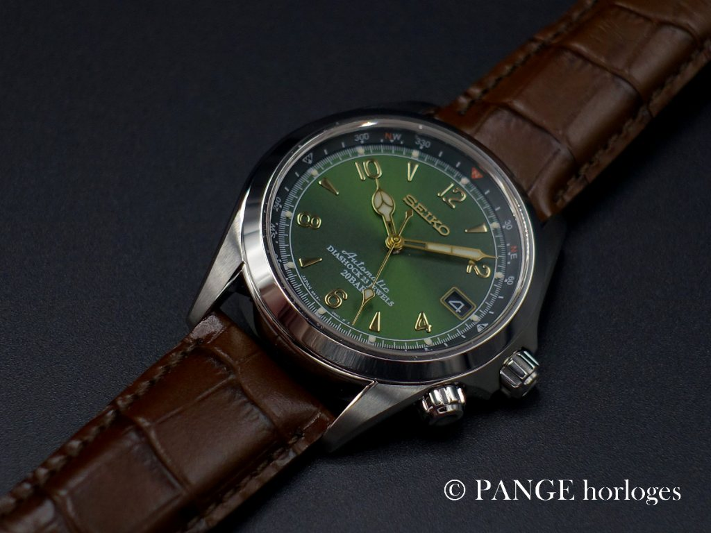 SEIKO SARB017 ALPINIST ON HOLD